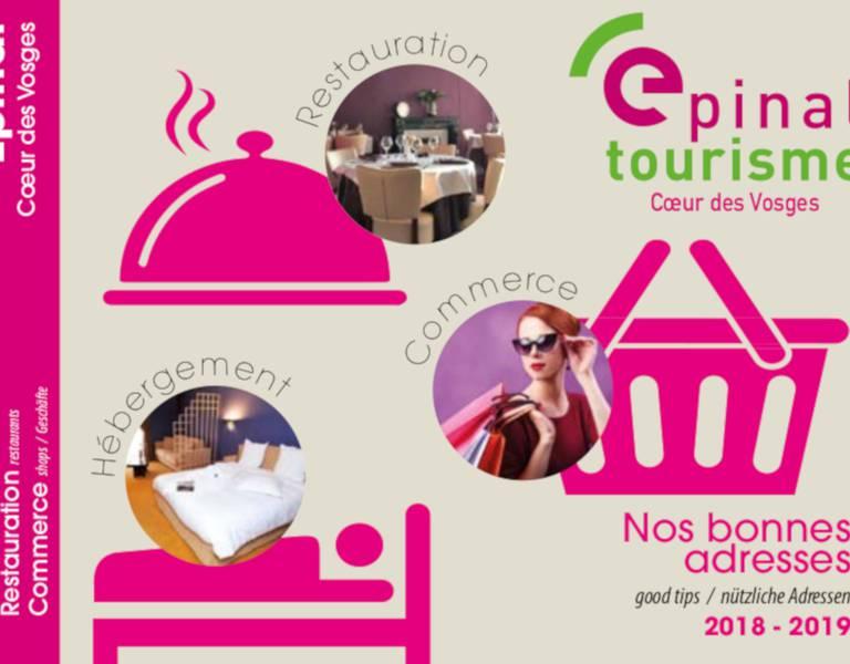 Guide Hôtels Restaurants Commerces 2018-2019