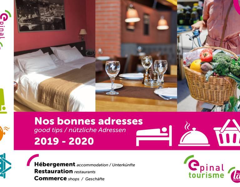 Nos Bonnes Adresses - Hébergements/Restauration/Commerce