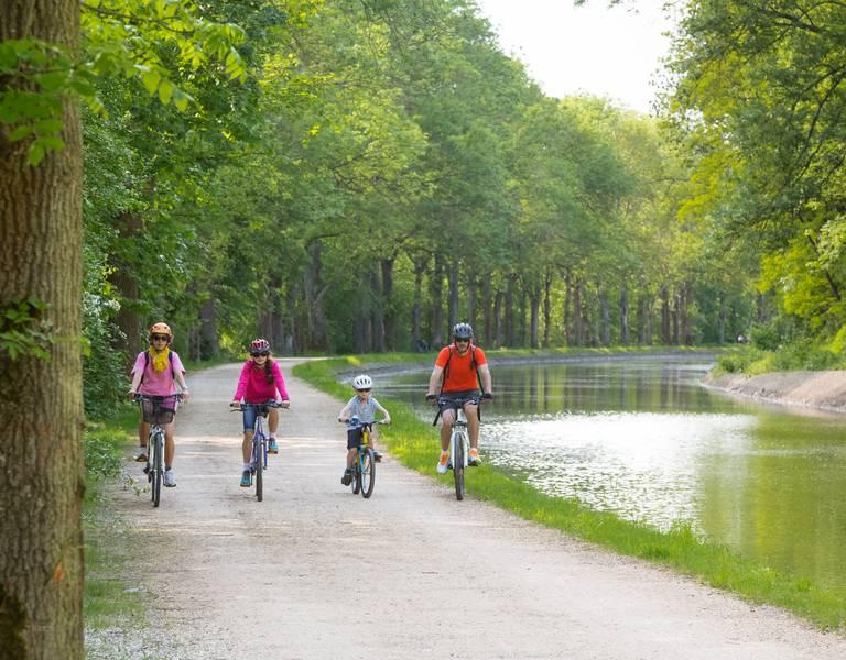 Itinéraires cyclotouristiques au coeur des Vosges