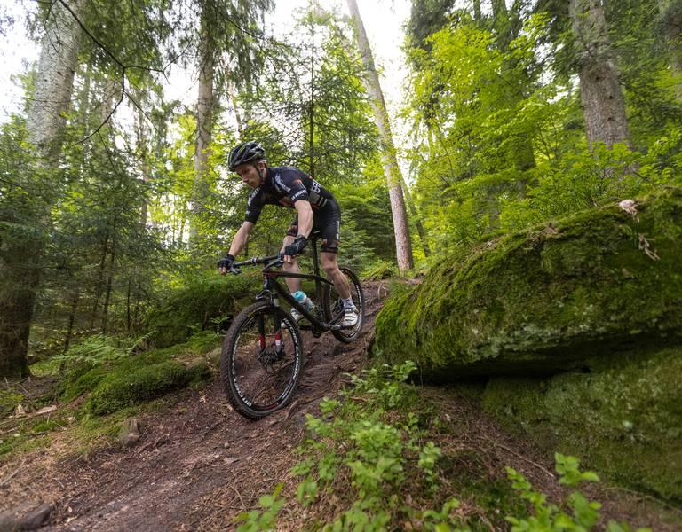 VTT Vosges - Vélo descente - VTT Epinal