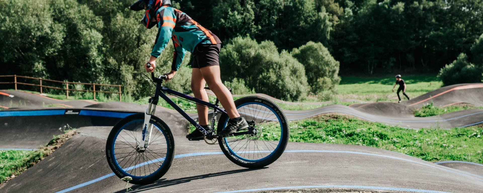 Vélo Epinal - piste cyclable Vosges - VTT Vosges - VTT montagne - BMX Xertigny