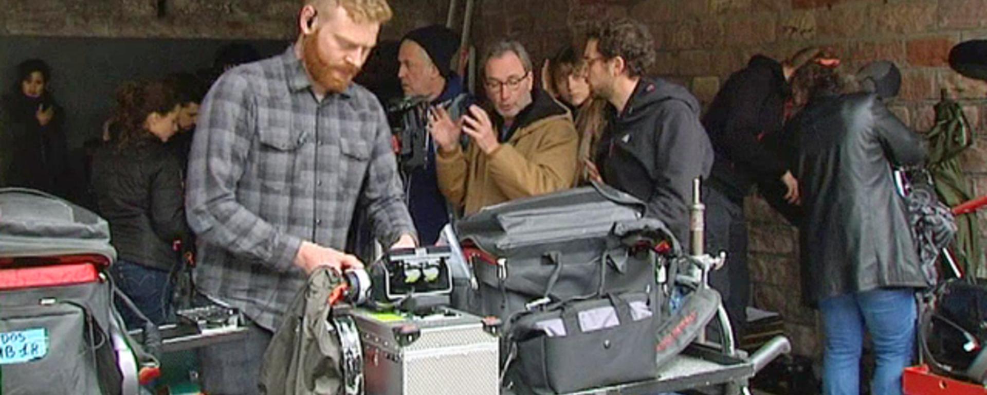 Aux Animaux, la guerre - Tournage film Vosges - Cinéma Vosges