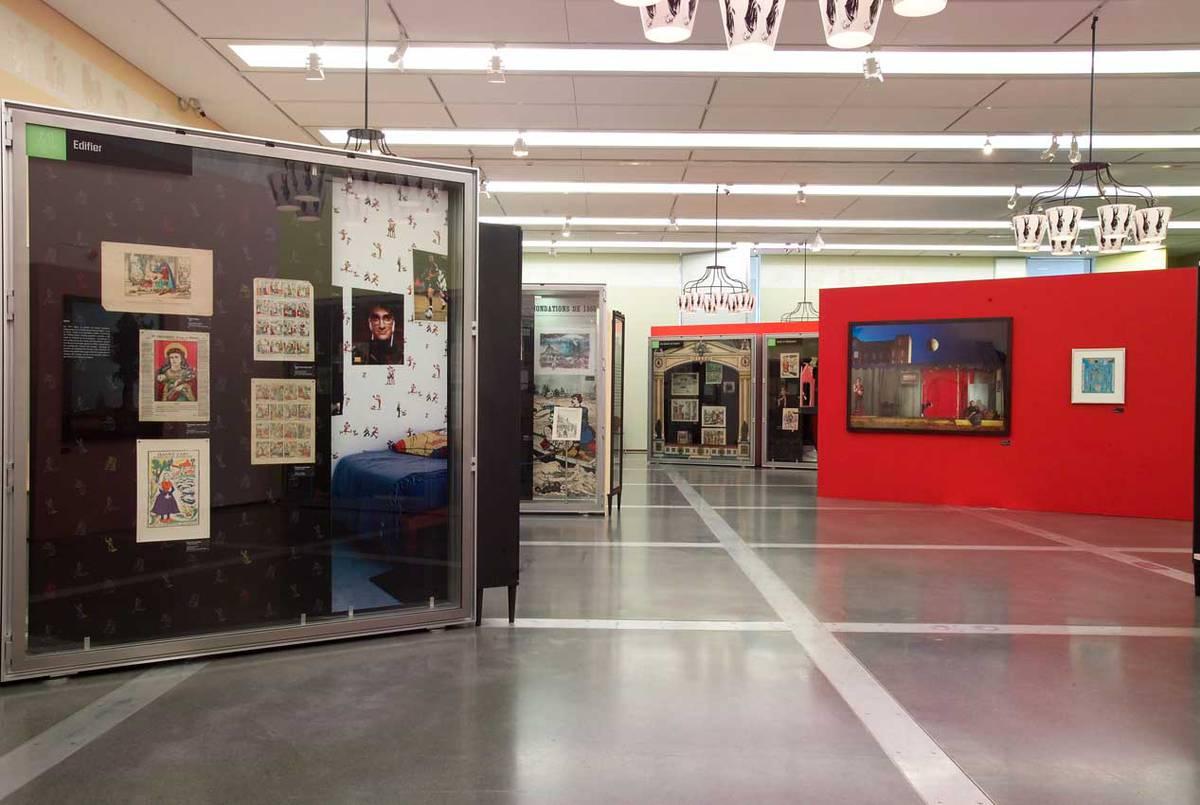 Les Expositions Du Musee De L Image Epinal Tourisme