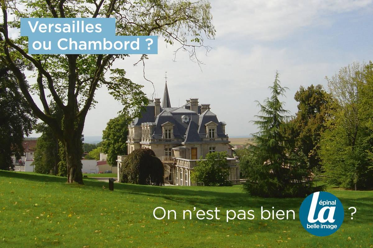 Versailles ou Chambord ?