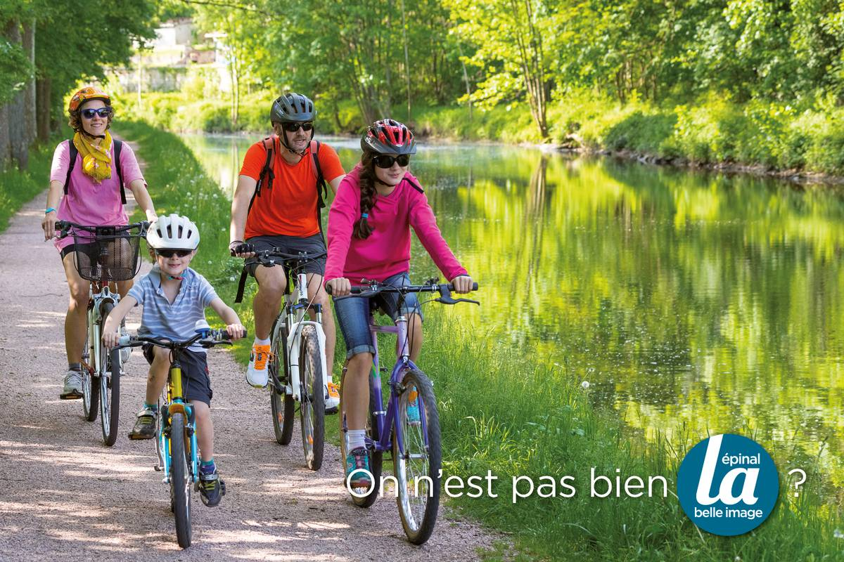 Vélo route l'Échappée bleue