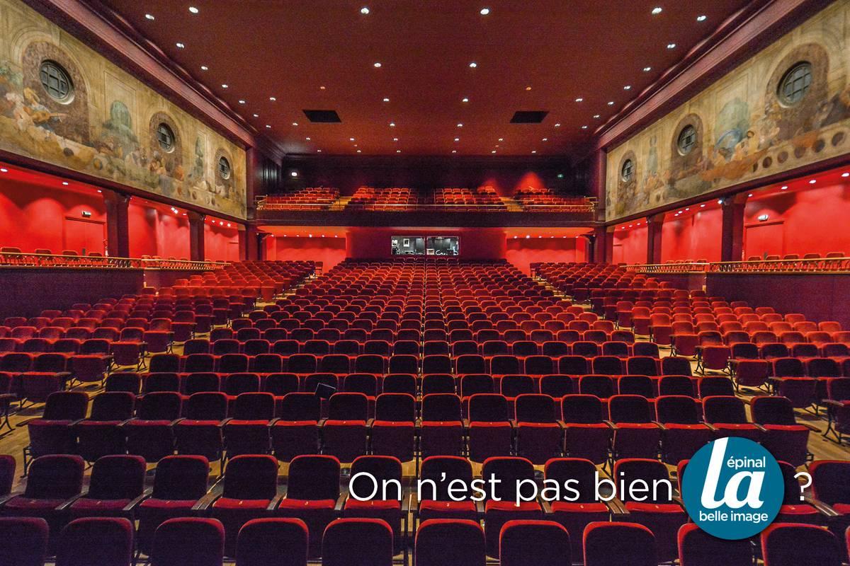 Théâtre de la rotonde - Capavenir Vosges