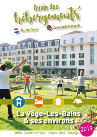 Guide des Hébergements - La-Vôge-Les-Bains et ses environs