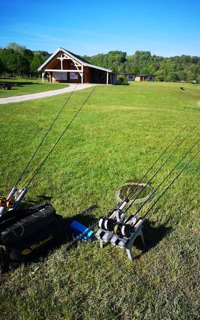 Pêche Vosges - étangs de pêche - Socourt - concours de pêche Vosges - Pêche à la carpe