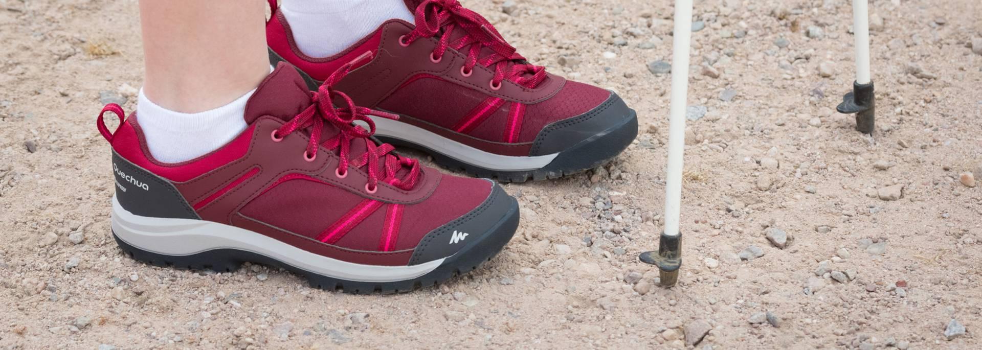 Chaussures de marche - Randonnée Vosges - Equipement de randonnée Vosges