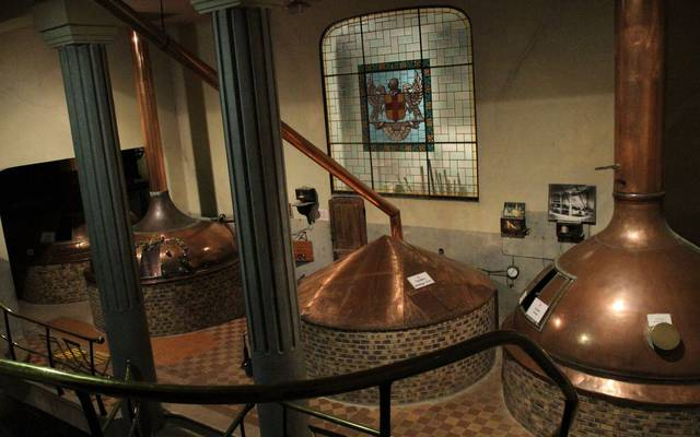 Le Musée Vosgien de la Brasserie - Ville-Sur-Illon