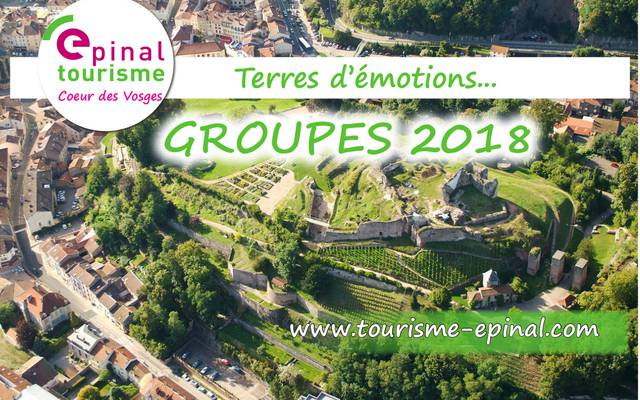 Catalogue Groupe 2018
