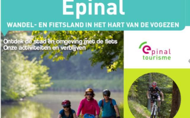 Wandel- en fietsland in het hart van de vogezen