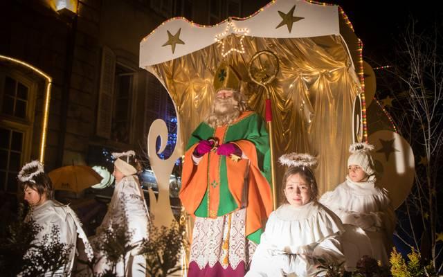 Décembre enchanté avec Saint-Nicolas
