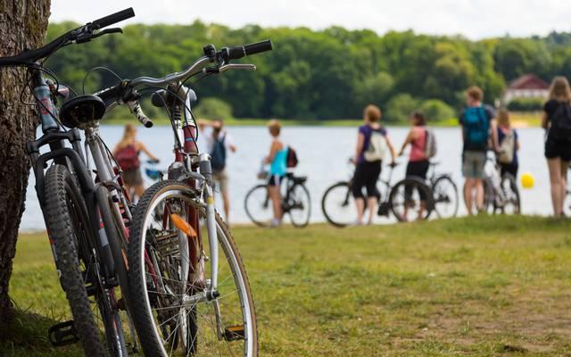 À bicyclette, comme il vous plait
