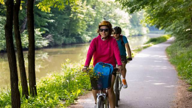 Traversée des Vosges à vélo