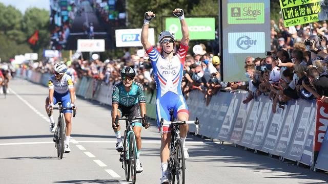 Championnats de France de cyclisme sur route 2021