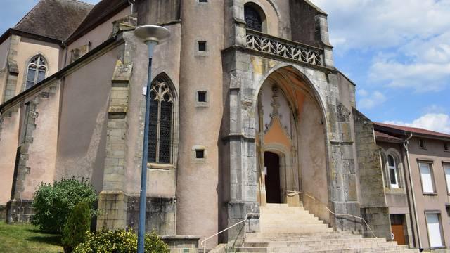 L'Église de Saint Laurent des Trois Rivières