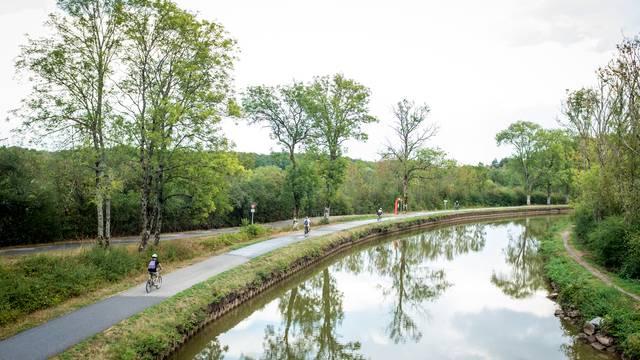 Voie bleue - Piste cyclable Vosges - Vélo Vosges