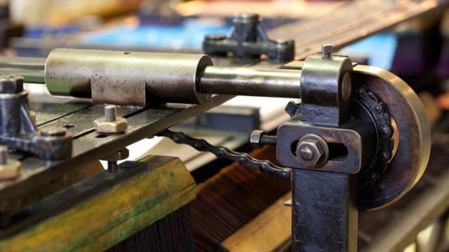 Les machines de l'atelier