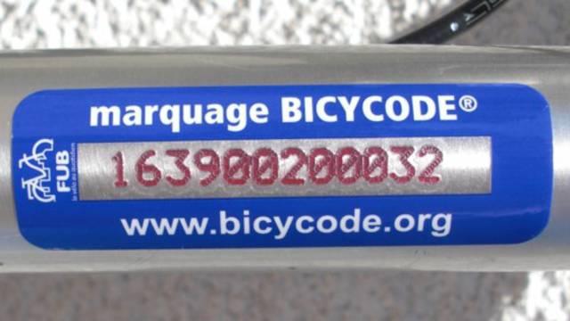 Le Bicycode