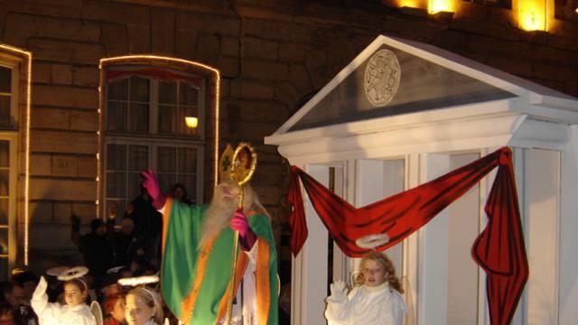 L'Histoire vraie de Saint Nicolas de Myre
