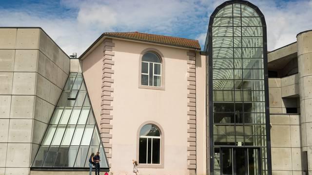 Le musée d'art ancien et contemporain