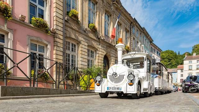 Le Petit Train touristique - Épinal