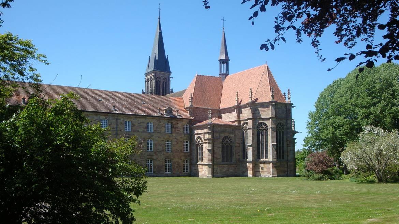 Étape 5 : 10h00 – Balade à vélo jusqu'à l'Abbaye d'Autrey
