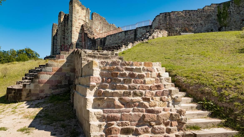 Visite du Château : parcours n°2