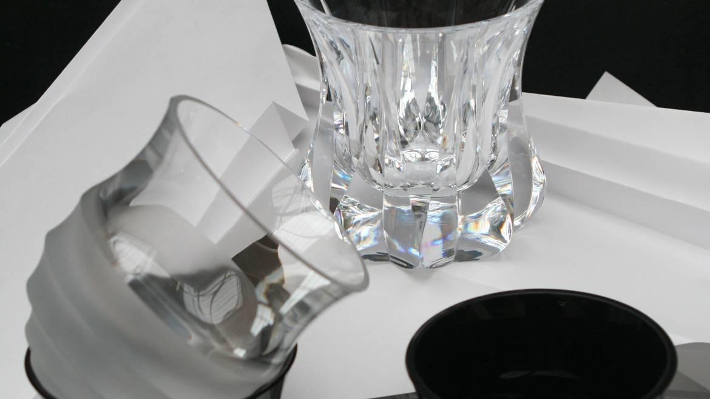 Étape 1 : 10h00 – Visite de la Cristallerie-Verrerie « La Rochère ».