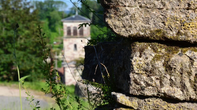 Visite de la ville fortifiée