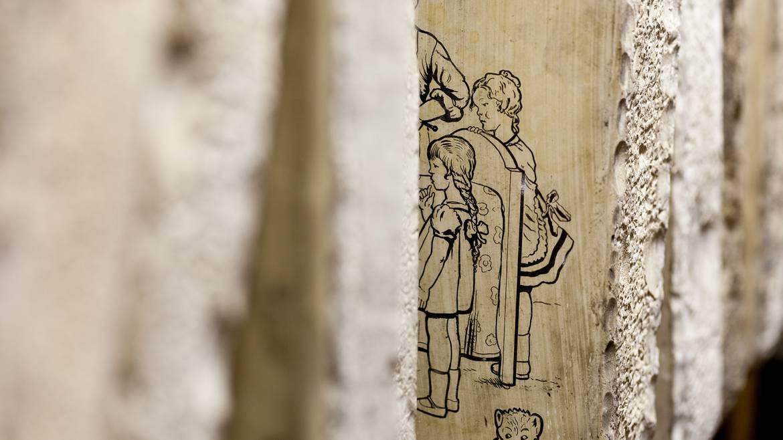 Étape 1 : 9h30 – Visite de l'Imagerie d'Épinal.