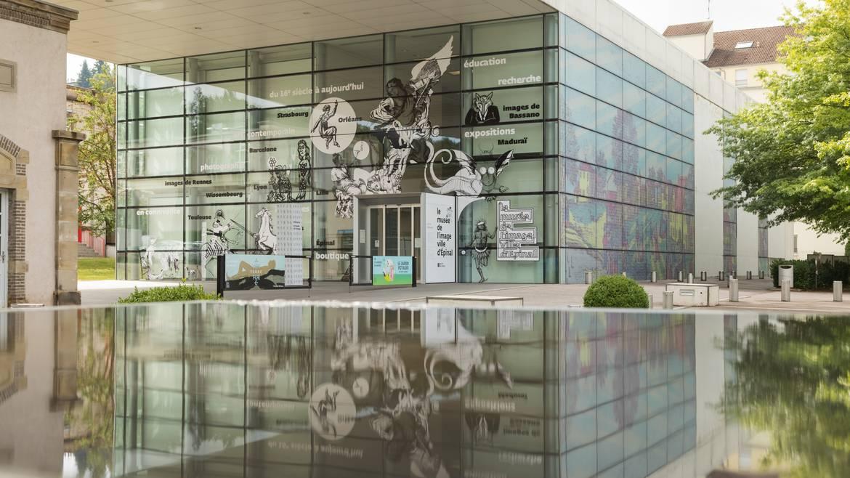 Poussez les portes du Musée de l'Image