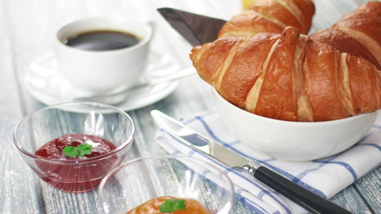 Jour 2 – Petit déjeuner