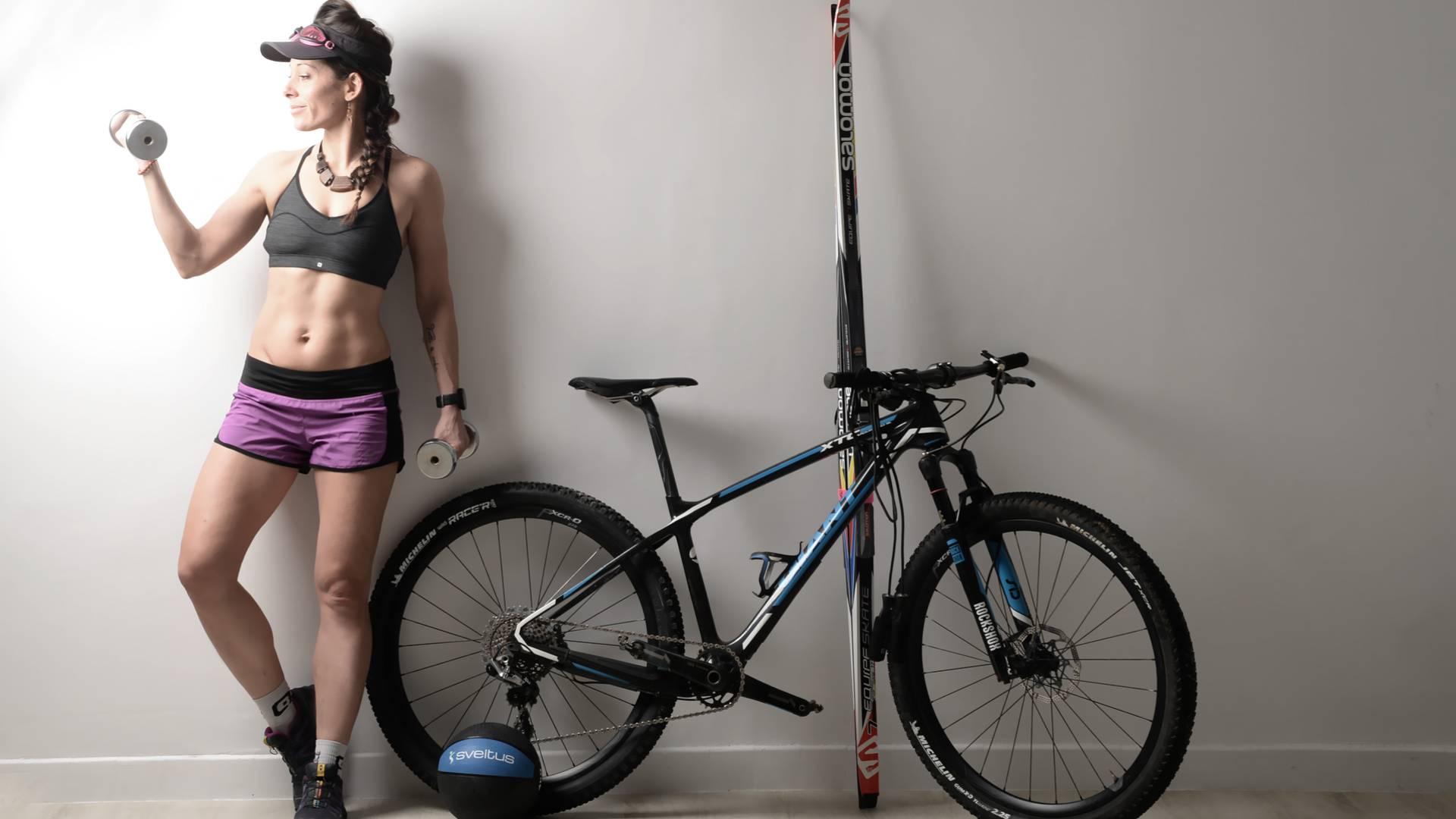 Lucie Chainel - Sportif VTT - Championne VTT Vosges