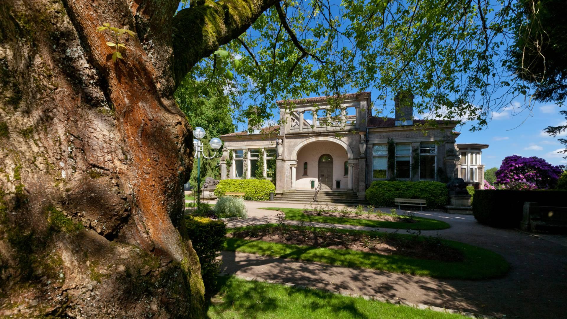Maison Romaine Epinal - Roseraie Epinal - Patrimoine Epinal