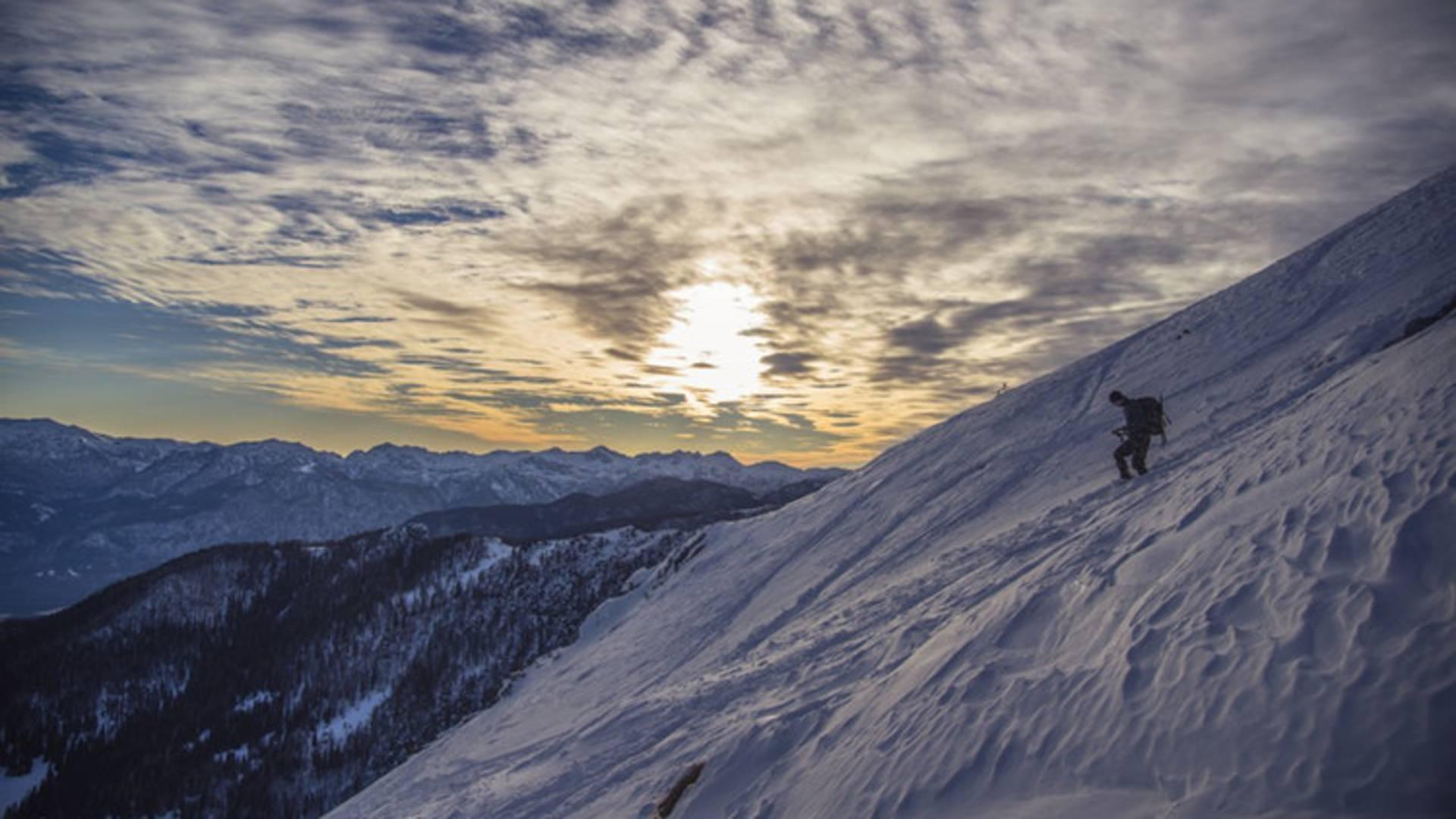 Vosges en hiver - Route des Crêtes en hiver - Randonnée Vosges hiver