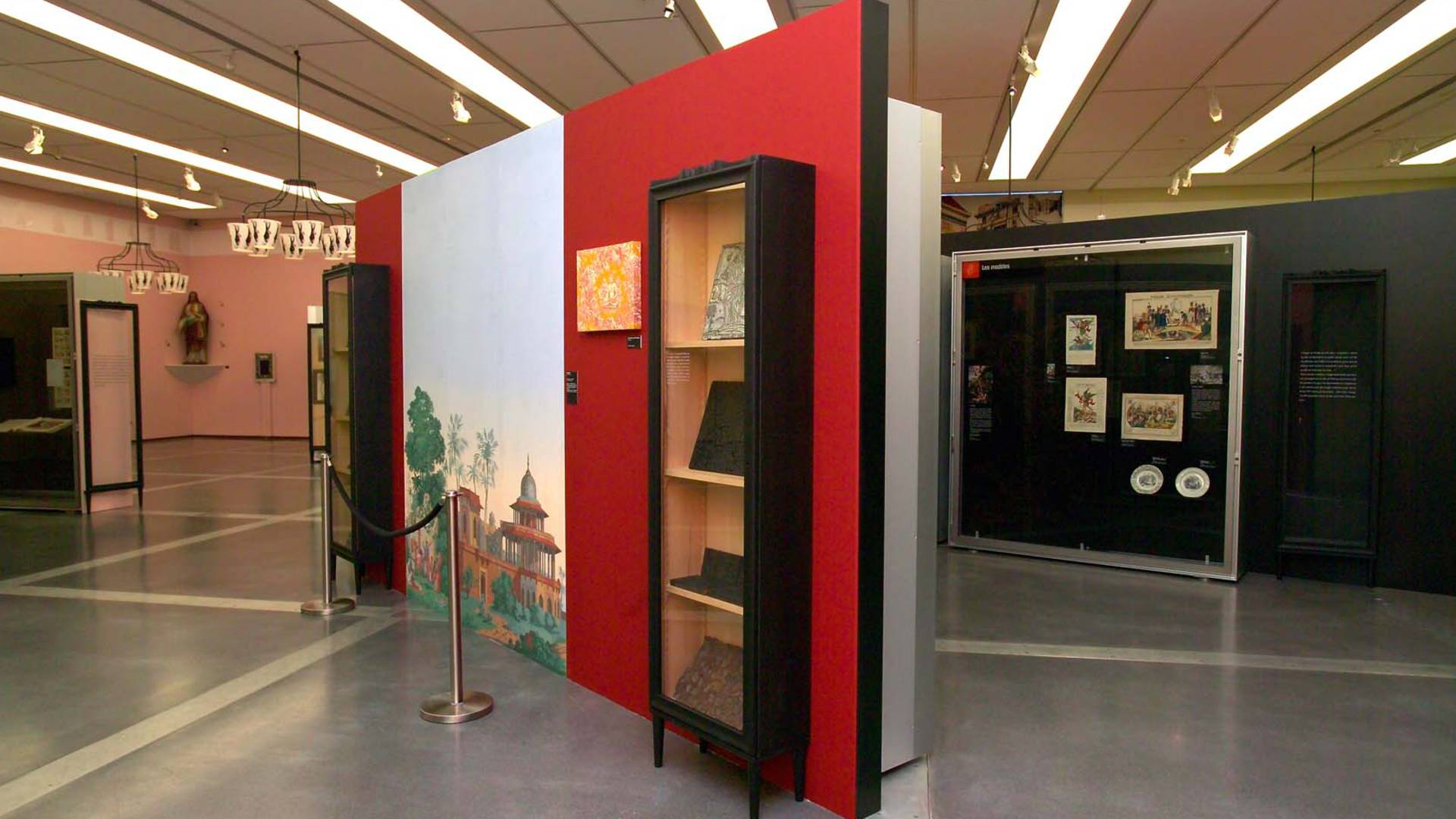 Musée de l'Image - Cité de l'Image - Imagerie d'Epinal - Musée Epinal  - Exposition du Musée de l'Image