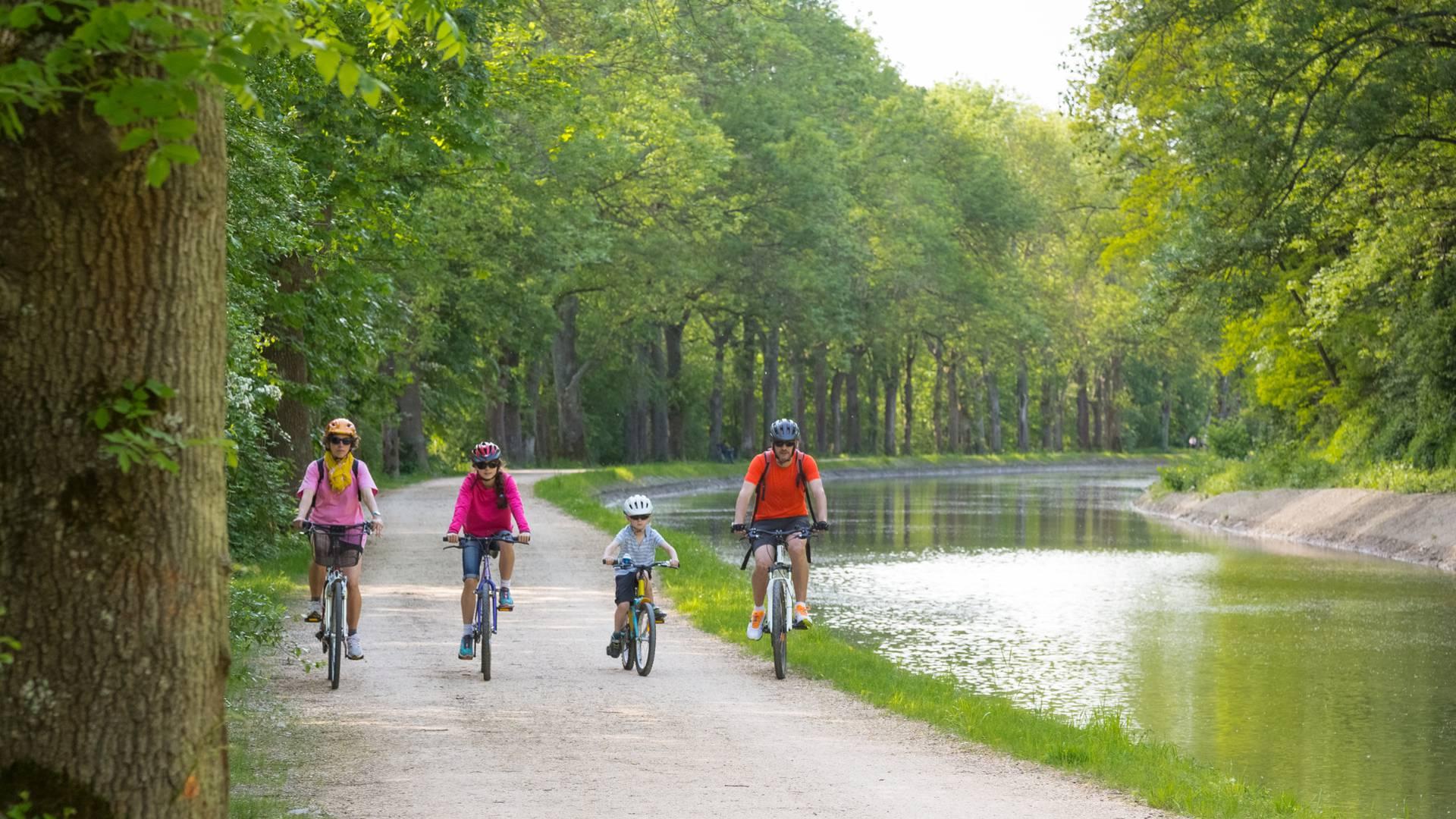 Voie bleue - piste cyclable vosges - Vélo Epinal