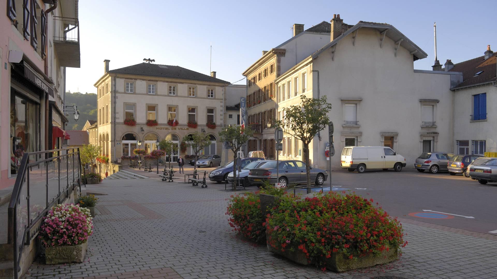 Thermes de Bains-les-Bains - Soins SPA - Bien être - Cure thermale Vosges - Bains les Bains