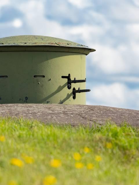 Fort d'Uxegney - Fort de la Grande Haye - Histoire des Vosges - patrimoine epinal