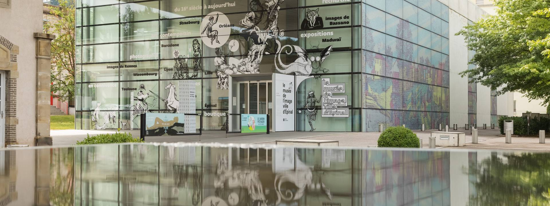 Musée de l'Image - Imagerie d'Epinal