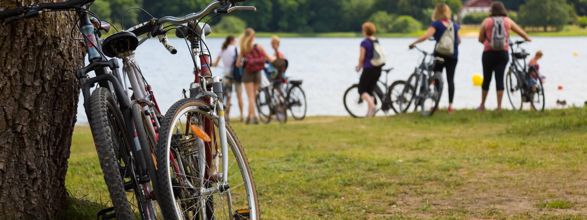 Vélo - Voie bleue - Piste cyclable - séjour vélo