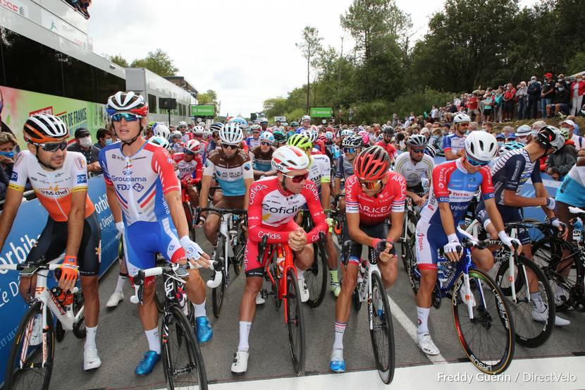 Epreuves en ligne - Championnat de France de cyclisme sur route