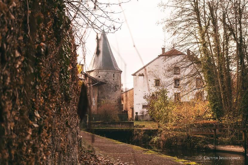 Patrimoine Bains les Bains - Visite guidée - Cure thermale - Tour des Lombards - Fontenoy le Château