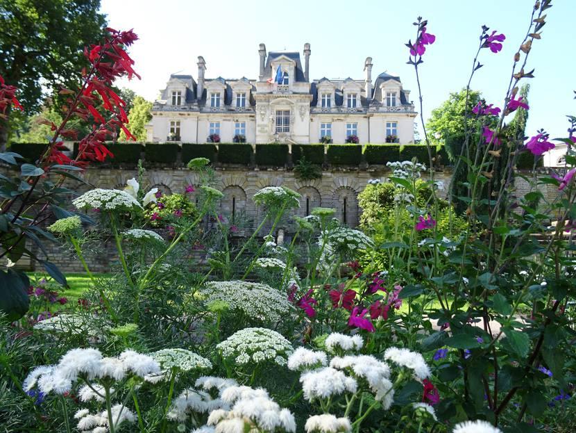 Xertigny - Château des Brasseurs - Mairie de Xertigny - Visite guidée - patrimoine Xertigny - Office de Tourisme Xertigny - Plus belles mairies de France