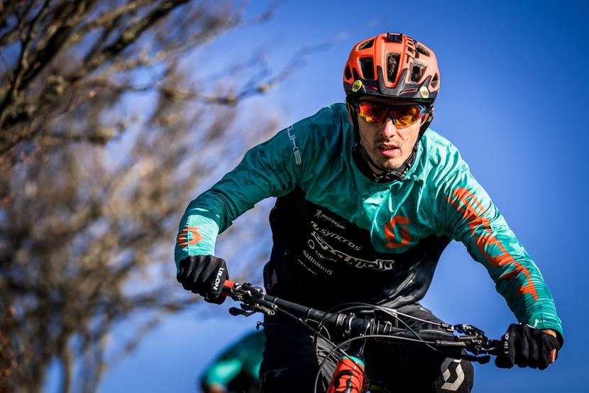 Rémy Absalon - Champion VTT Vosges