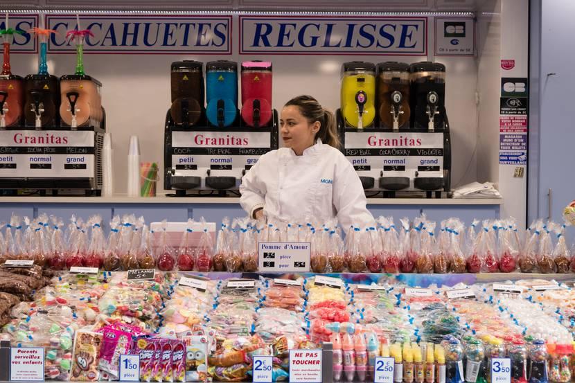 Fête Saint-Maurice Épinal - Fête foraine Epinal - Activités Epinal - Manège Epinal - Ambiance Western au saloon pour la fête de la Saint-Maurice