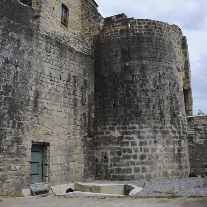 Forteresse de Châtel sur Moselle - Visite guidée - Patrimoine Epinal - Château Vosges