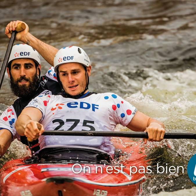 Gauthier Klauss & Matthieu Péché, champions du monde et médaillés de bronze aux J.O
